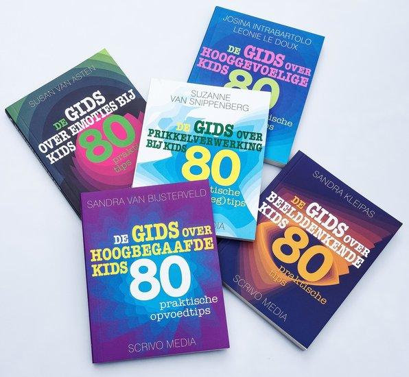 436007043 - Boekentips voor ouders en kinderen die hoogsensitief zijn